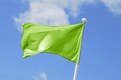 Reklamflagga