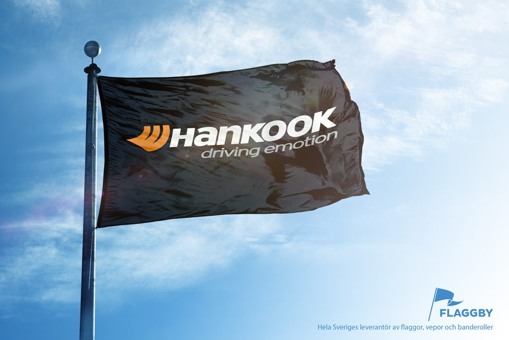 Flagga Hankook