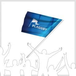 Flaggby Supporterflagga