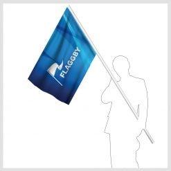 Flaggby signalflagga