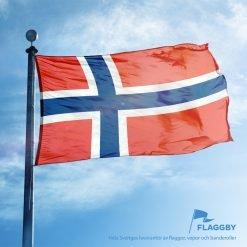 Norsk flagga