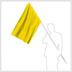 Signalflagga gul