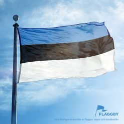 Estlands flagga