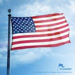 USA flagga