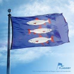 Ångermanland flagga
