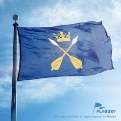 Dalarnas flagga