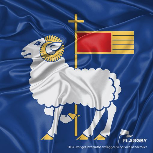 Flagga Gotland