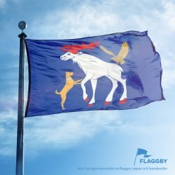 Jämtland flagga