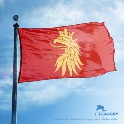 Skåne (officiell) flagga