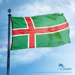 Flagga Småland