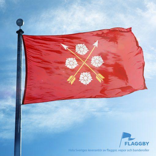 Närke landskapsflagga