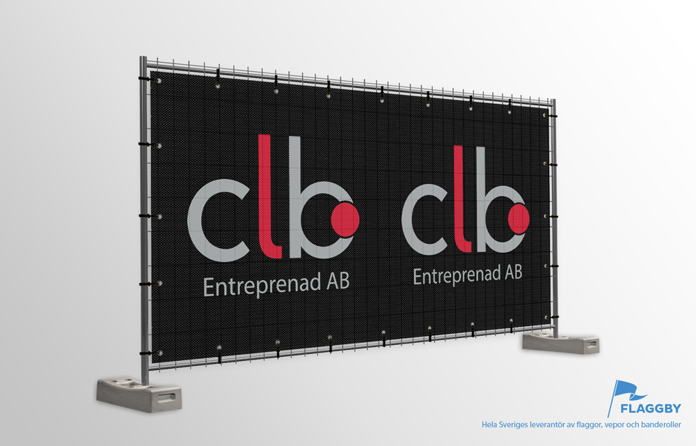 Byggstaket CLB Entreprenad