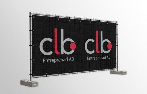 Staketbanderoller CLB Entreprenad